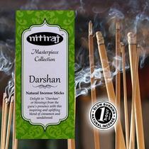 Nitiraj Incense - Darshan 25 g