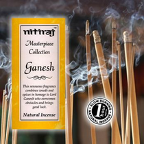 Nitiraj Incense - Ganesh 10 g