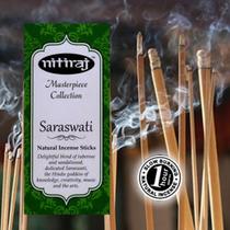 Nitiraj Incense - Saraswati 25 g