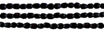 Tulsi Beads - Black