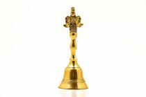 """Garuda Brass Bell 7"""""""