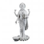 Statue - Lakshmi (Marble Finish)