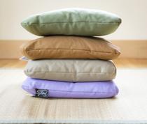 Support Cushion - Buckwheat (Navy Blue)