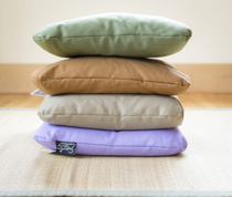 Support Cushion - Kapok ( Forest Green)