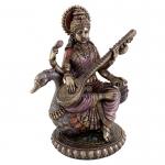 Statue - Saraswati on a Swan