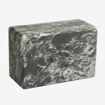 "Yoga Block - - 4"" Foam (Storm)"