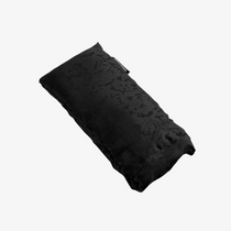 Eye Pillow - Silk with Flaxseed Filling (Black)