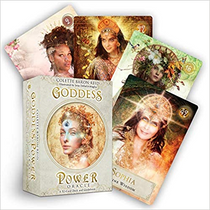 Goddess Power Oracle (Deluxe Edition)