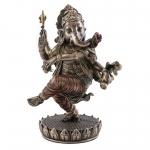 Statue - Ganesha Dancing (Bronze)