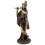 "Statue - Krishna - 10"" (Bronze)"