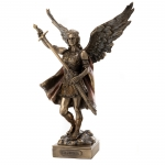 Statue - Archangel St. Michael: Peace and Justice