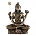 "Statue - Shiva  - 3.25 "" (Resin)"