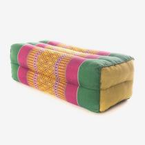 Zafuko Meditation Cushion (Purple/Green)