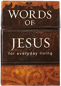 Words of Jesus: A Box of Blessings