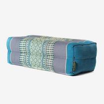 Zafuko Meditation Cushion (Teal/Gray)