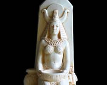 Statue - Isis - Small