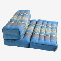 Zafuko Double Foldable Meditation Cushion (Teal/Turquoise)