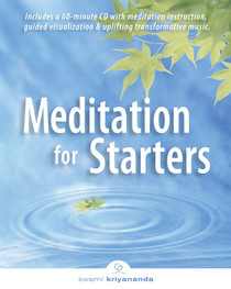 Meditation for Starters - Paperback & CD Set