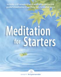 Meditation for Starters - Paperback & CD Set