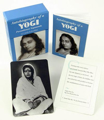 Autobiography of a Yogi - Cards