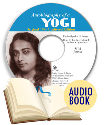 Autobiography of a Yogi Unabridged Audiobook - MP3