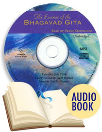 The Essence of the Bhagavad Gita - Audiobook MP3