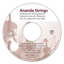 Ananda Strings CD