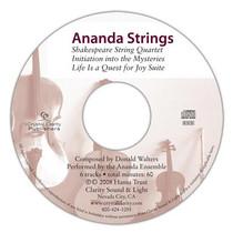 Ananda Strings CD