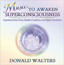 Music to Awaken Superconsciousness CD