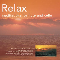 Relax Meditations for Flute and Cello CD