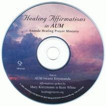 Healing Affirmations in Aum CD