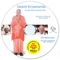 Swami Kriyananda As We Have Known Him - Audiobook MP3