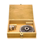 Grain Mill Bonus Bundle 4; Case/Plates/Auger
