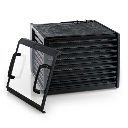 Excalibur Deluxe 9-Tray Dehydrator with Timer and Clear Door