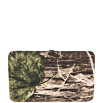 TURQUOISE MOSSY CAMO LOOK FLAT THICK WALLET FW2-3617TRQ