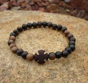 6 mm bead bracelet