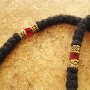 Constantinople Prayer Rope, with Byzantine beads