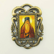 Magnetic Icon of St. Paisius
