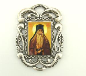 Icon of St. Paisius Magnet