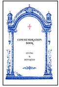 Commemoration Book - Living and Departed
