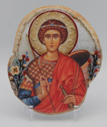 Agate Slice Icon - Great Martyr George