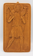 Aromatic Mastic Icon of Christ the Good Shepherd
