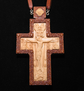 Priest's Award Cross #7D