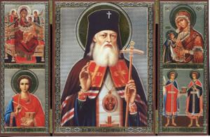 Triptych 2 - St. Luke
