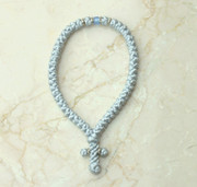 50-knot Greek with Accents - Silver
