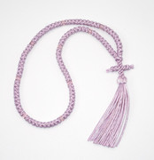 100-knot Russian Prayer Rope - Lavender