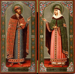 Sts. Peter & Fevronia