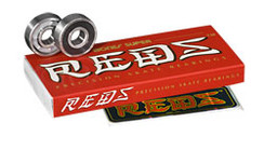 Bones Super Reds Bearings 8Pack