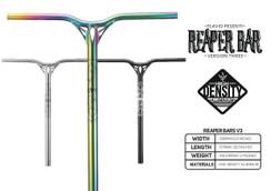 Envy Reaper V3 Bars Polished
