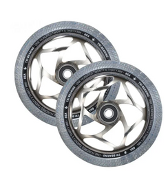 ENVY 120MM/30MM TRI BEARING WHEEL- CHROME |PAIR